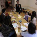 第二回「聴覚障がい(deaf)ママ親子学級」を開催しました!