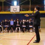杉並区立和田中学校「よのなか科NEXT」にて講演をしてきました!