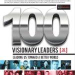 米経済紙「Real Leaders ビジョナリーリーダー100人」選出!