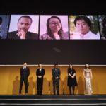 日本人初、ロレックス賞ヤングローリエイツを受賞致しました!